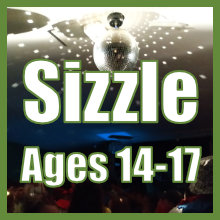 Sizzle Camp Ages 14-17