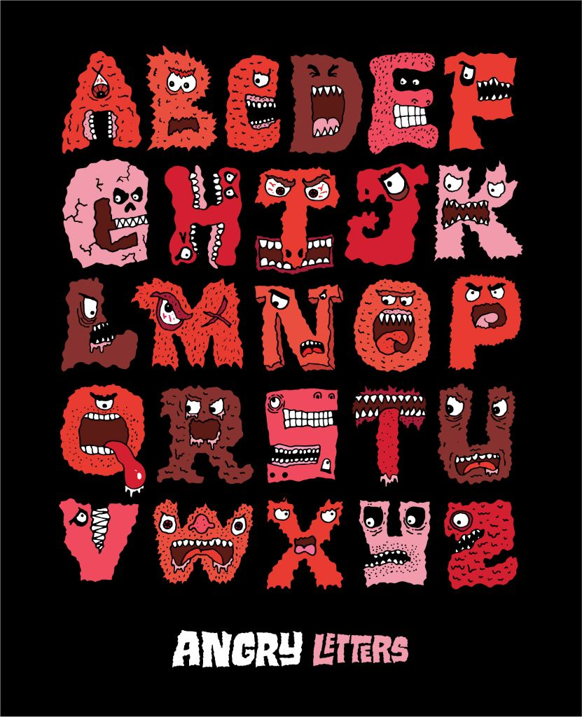 Angry Letters