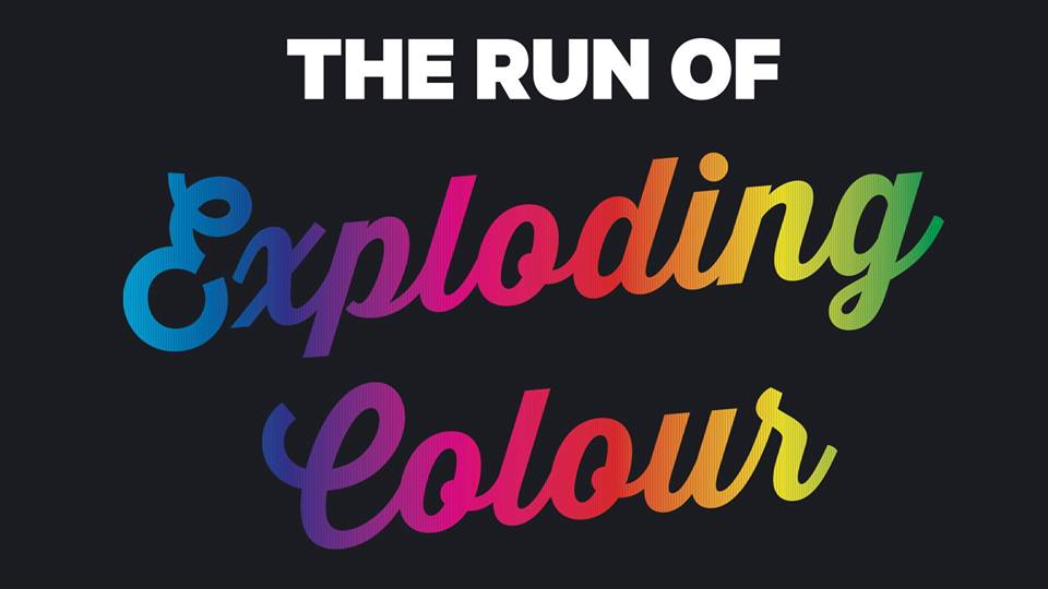 2016 Run of Exploding Colour!