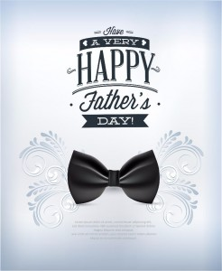 fathers-day-vector-illustration-with-vintage-retro-type-fontflowers-bow_z1a3gCHu_L
