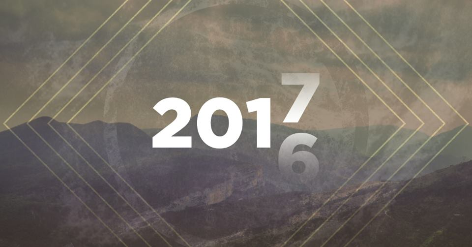 2016 Became 2017, Now What?