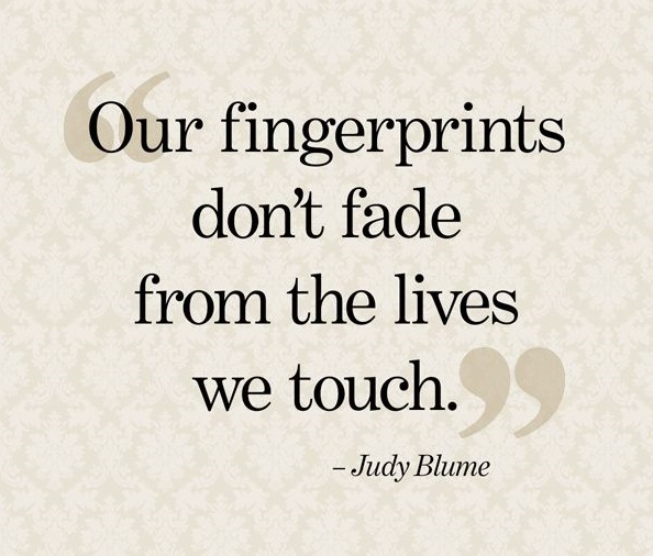 Fingerprints On My Life