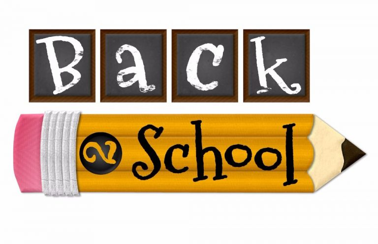 Back 2 School They GO…