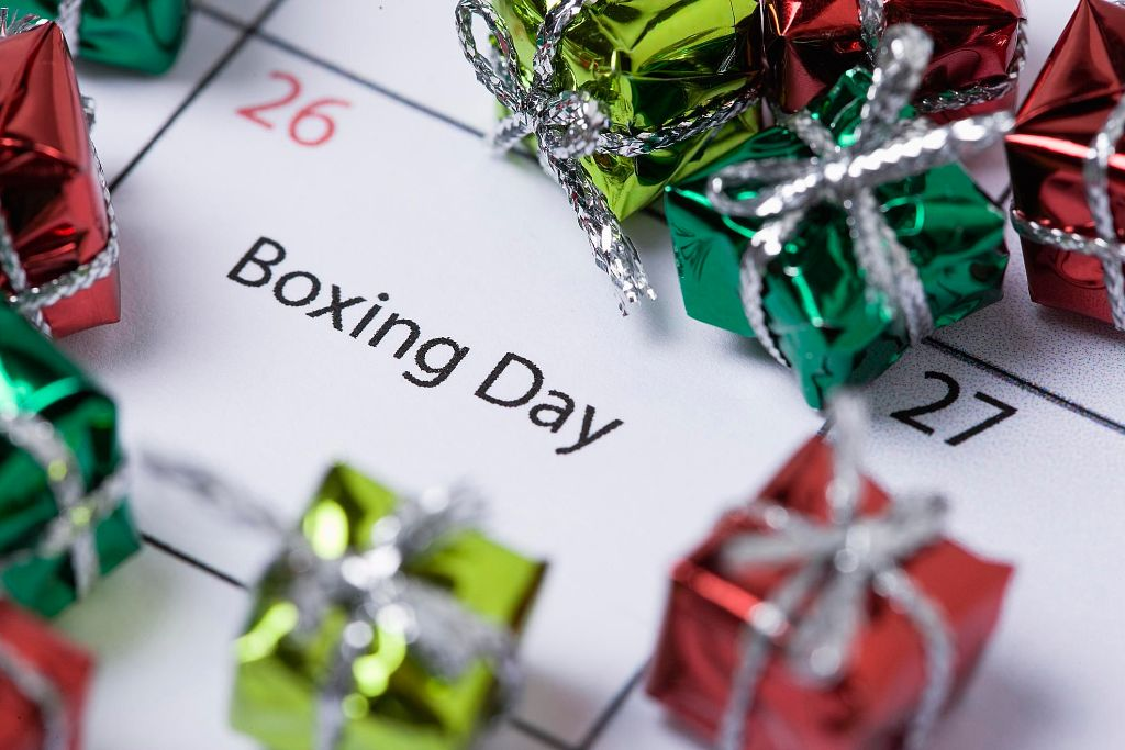 Boxing Day What?