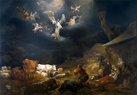 What Did The Shepherds Think? by Dan Bode