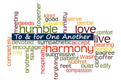 "Your Role in the ""One Another"" Verses"